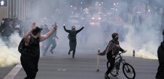 US riots 2020 – News, Research and Analysis – The Conversation – page 1