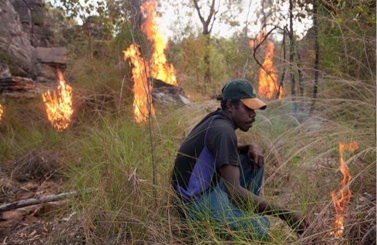 how Botswana is adopting the ancient burning of Indigenous Australians