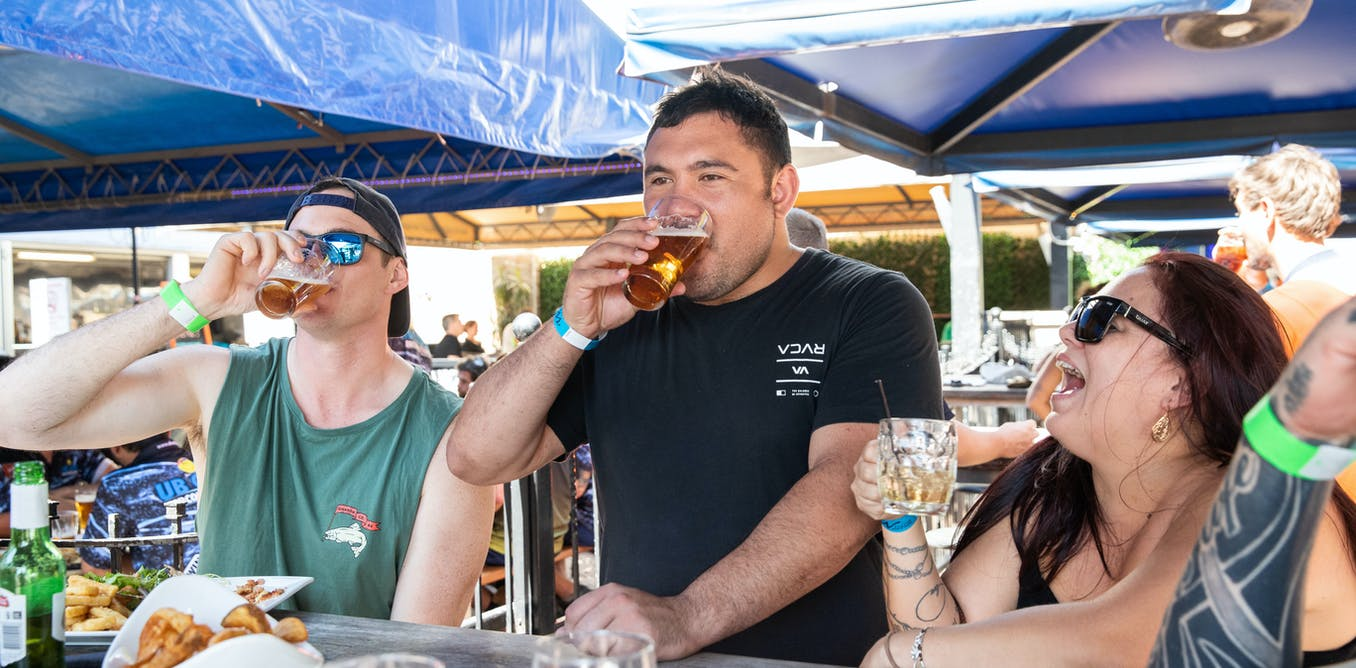 Getting back on the beers after lockdown? Heres what you should know