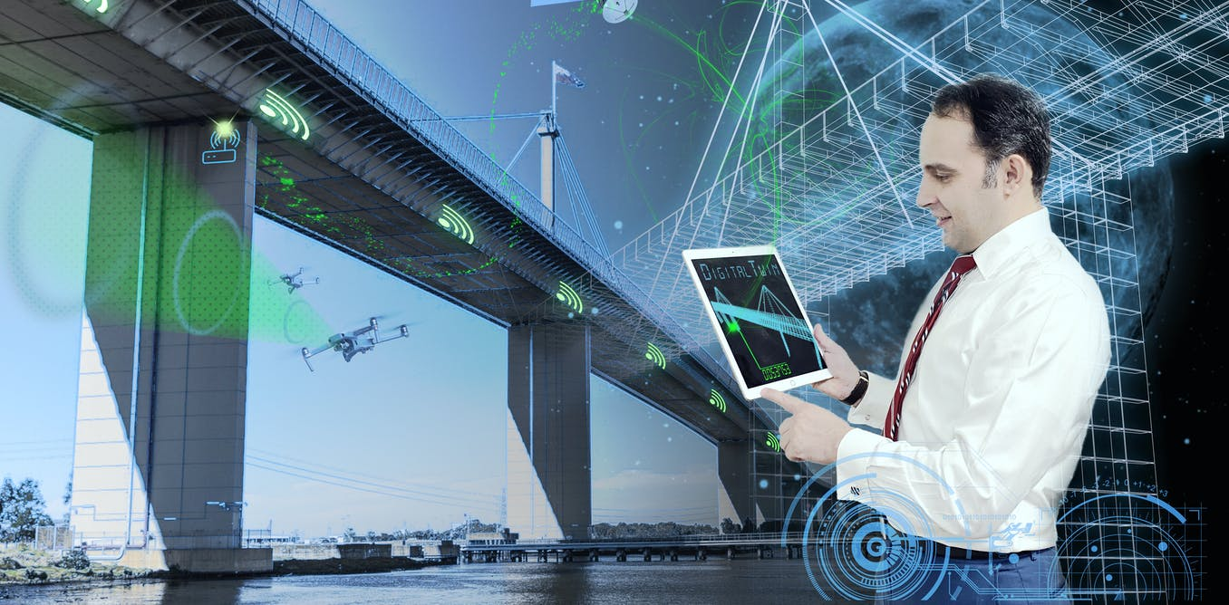 Digital twins can help monitor infrastructure and save us billions