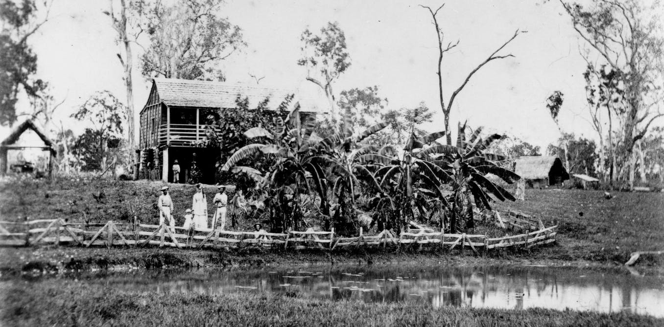 From Louisiana to Queensland: how American slave-owners started again in Australia