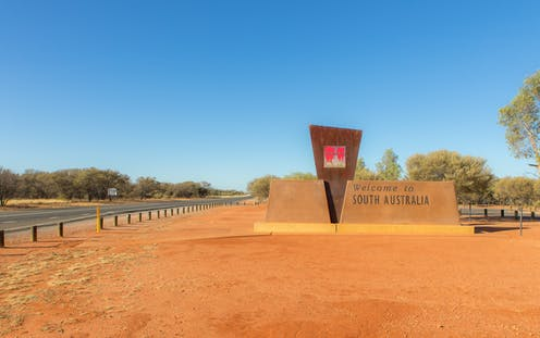 South Australia will re-open its borders to some states, but not others. Is that constitutional?