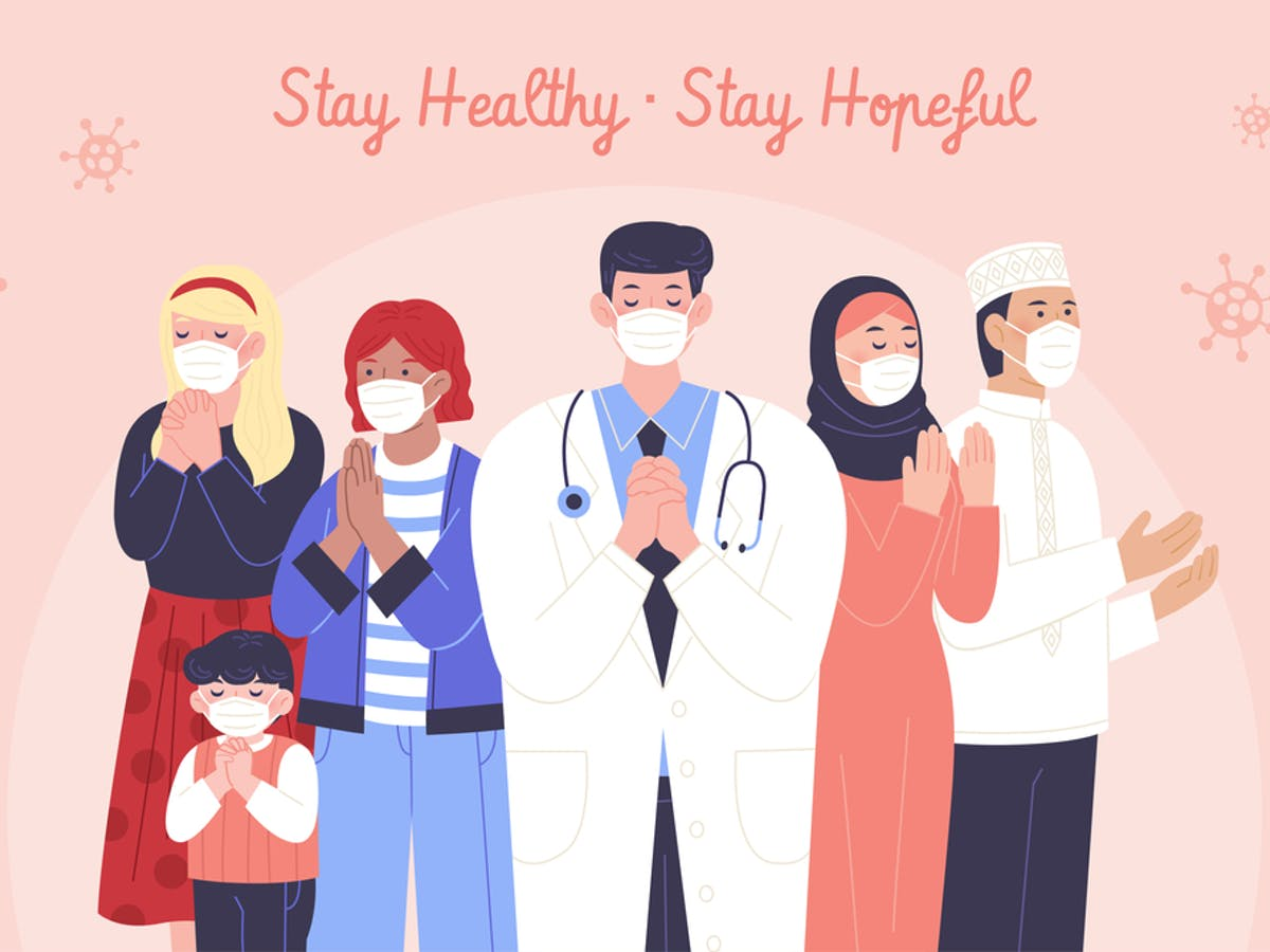 Bagaimana Agama Dan Pemimpin Agama Berperan Memerangi Pandemi Covid 19