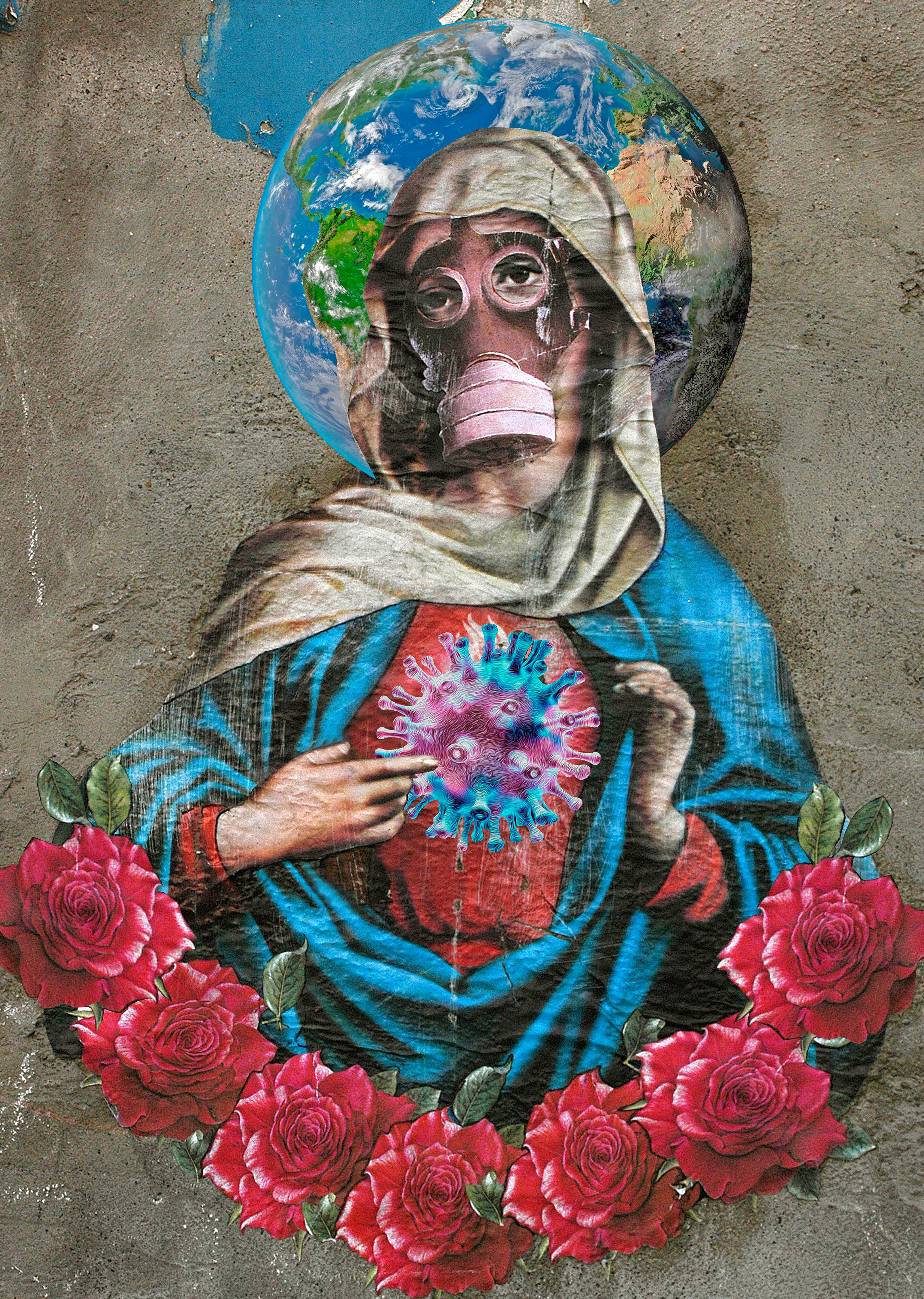 Coronavirus: How Artists in the Spanish-Speaking World Turn to Religious Imagery to Help Cope in a Crisis