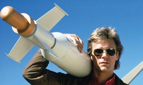 How 80s TV show MacGyver is inspiring doctors during the coronavirus pandemic