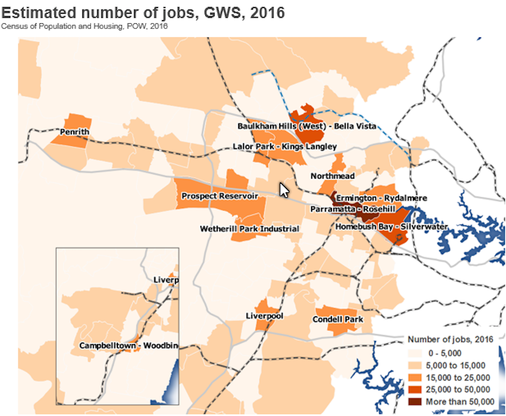 Recession Will Hit Job Poor Parts Of Western Sydney Very Hard