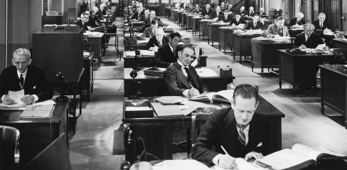The death of the open-plan office? Not quite, but a revolution is in the air