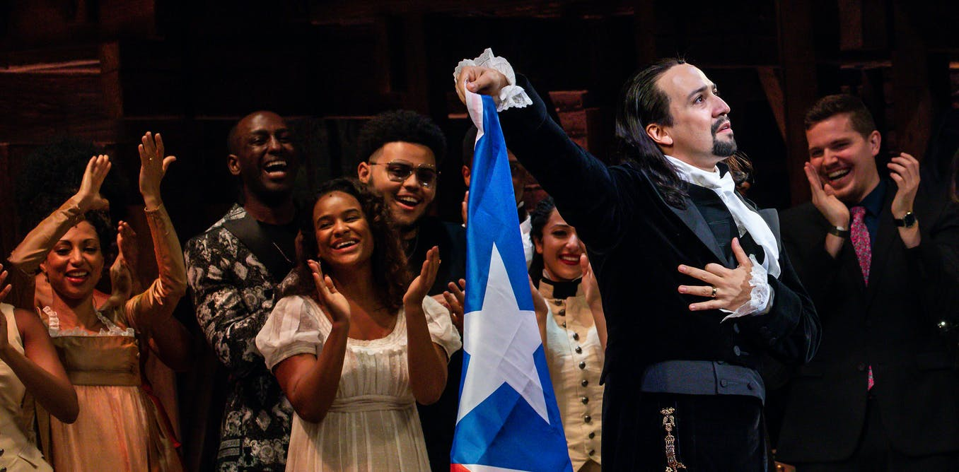 Watching Hamilton today – musical drama can be radical, just dont believe all the hype