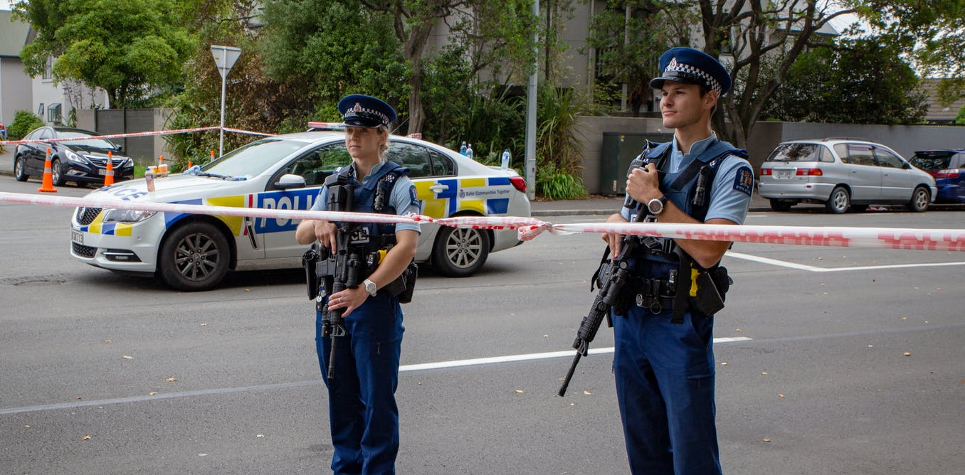 Trust, risk and routine arming: the killing of a frontline officer challenges New Zealand police practice