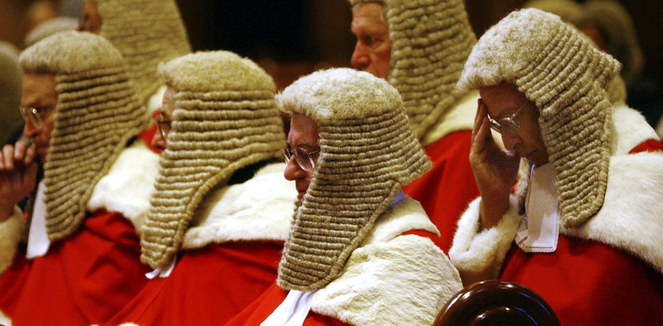 Australia urgently needs an independent body to hold powerful judges to account