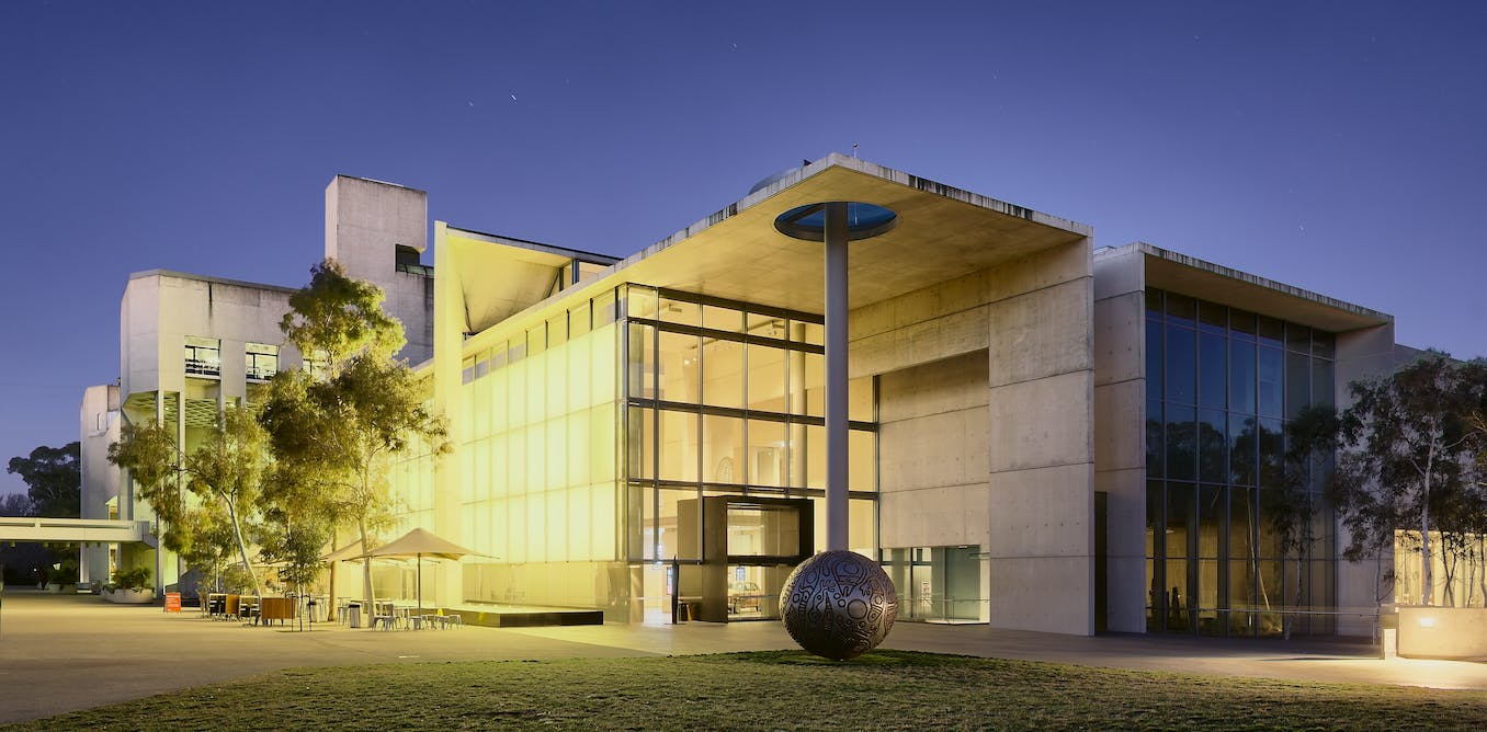 Staff cuts will hurt the National Gallery of Australia, but it's not spending less on art. It's just spending it differently