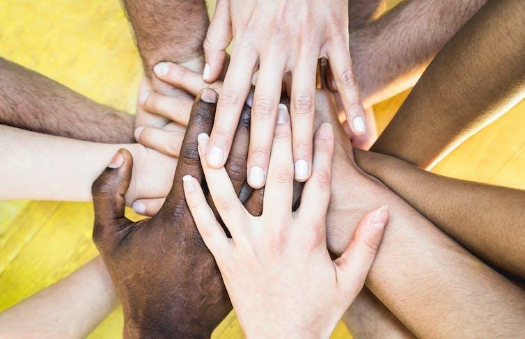 Hay una sola raza humana