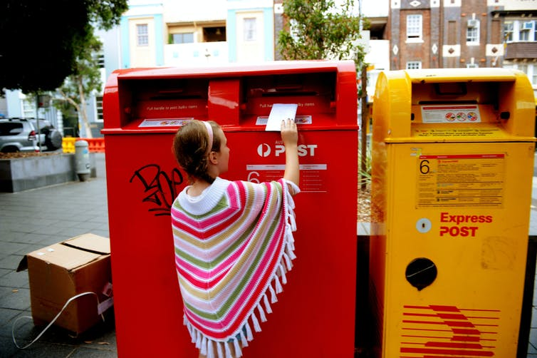 You've got (less) mail: COVID-19 hands Australia Post a golden opportunity to end daily letter delivery