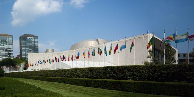 Seis claves sobre la ONU ante su 75 aniversario