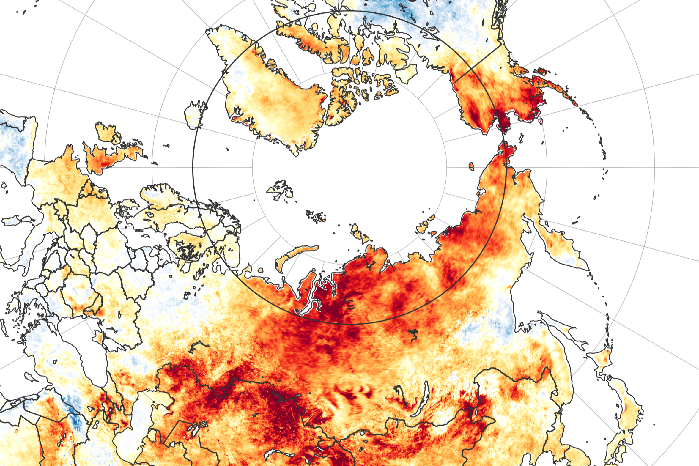Picture of: 100 Degrees In Siberia 5 Ways The Extreme Arctic Heat Wave Follows A Disturbing Pattern