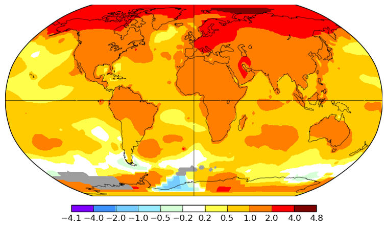 100 degrees in Siberia? The extreme Arctic heat wave follows a disturbing pattern-2