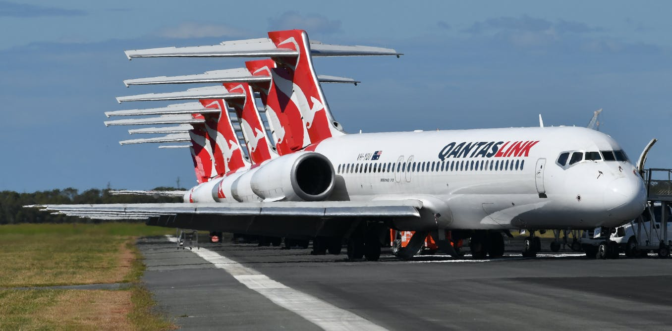 Qantas cutbacks signal hard years before airlines recover