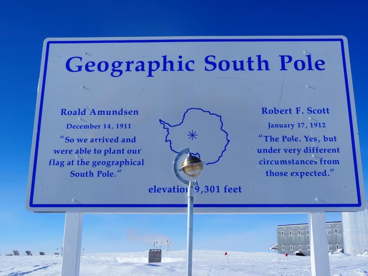 Antarctica Warming 3X the Global Average