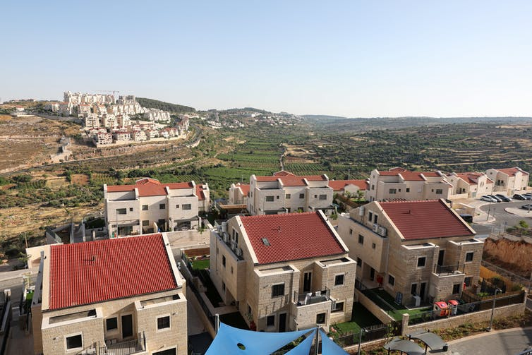 Israel's proposed annexation of the West Bank could bring a 'diplomatic tsunami'