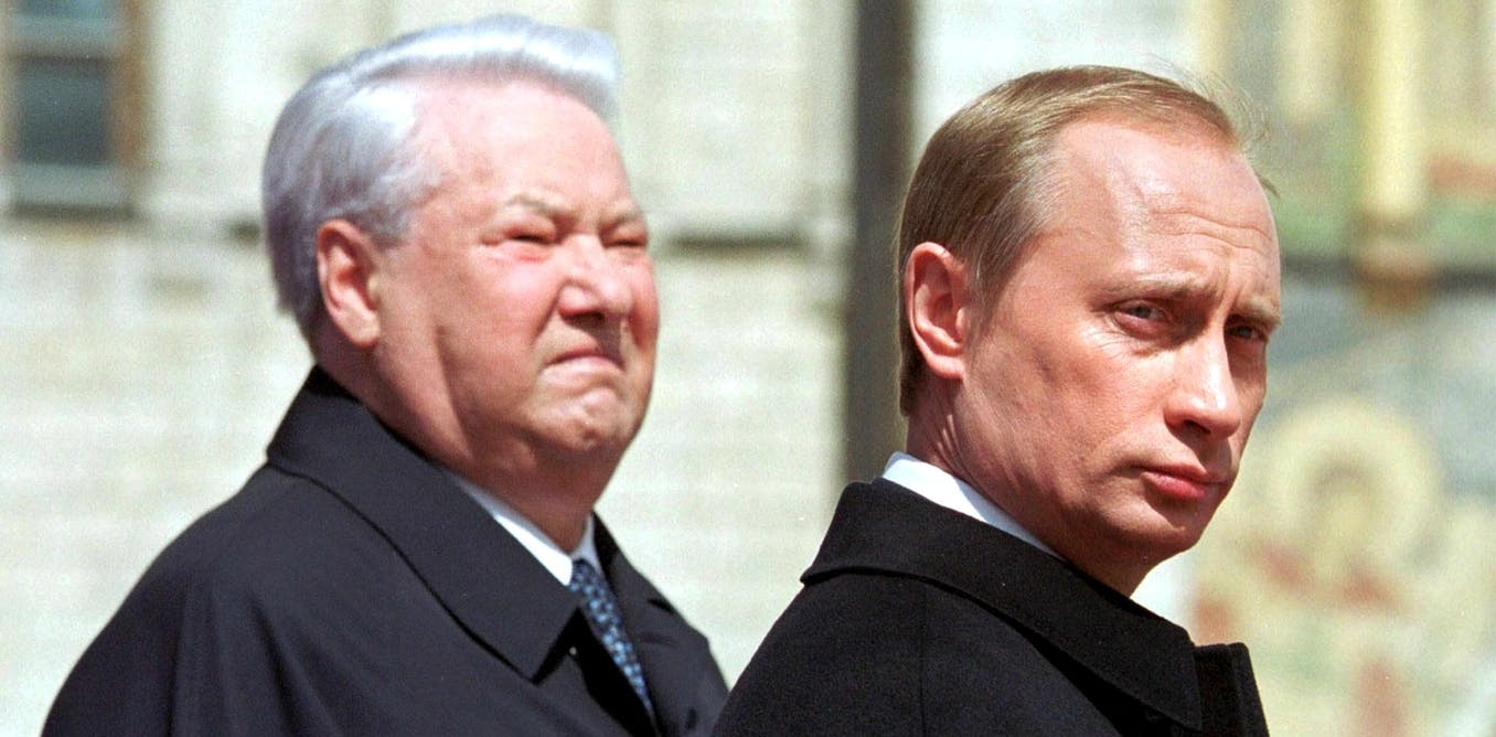 The Wild Decade How The 1990s Laid The Foundations For Vladimir Putin S Russia