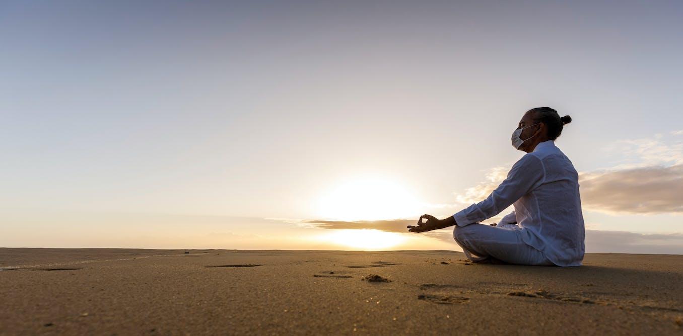 Practising mindfulness can help us through the coronavirus pandemic