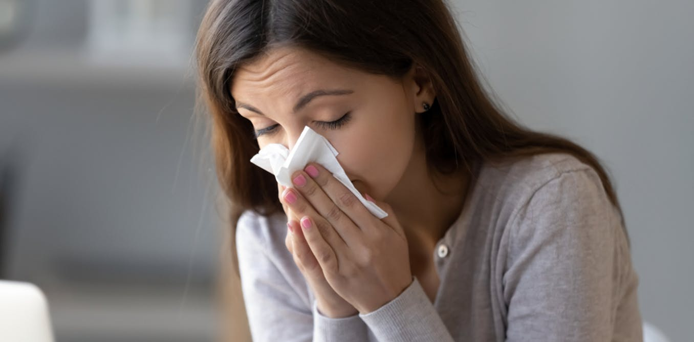 Sniffles, sneezing and cough? How to tell if its a simple allergy rather than The Virus