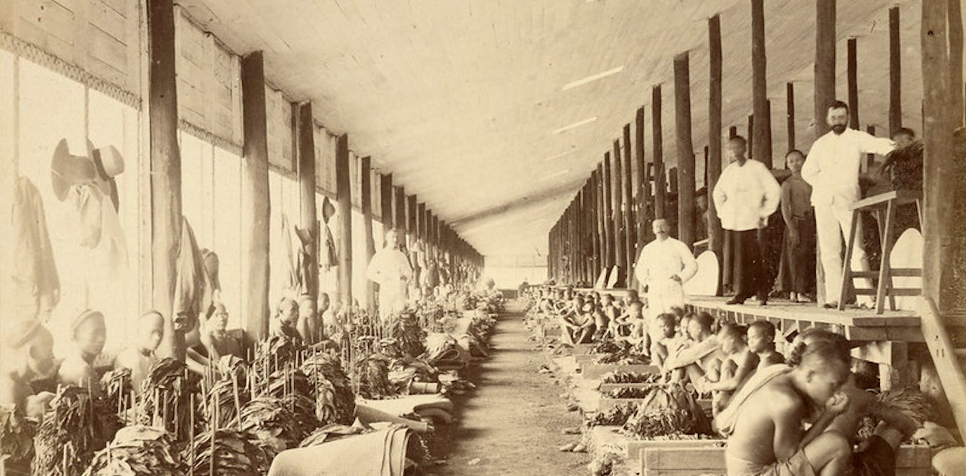 The dark history of slavery and racism in Indonesia during the Dutch colonial period