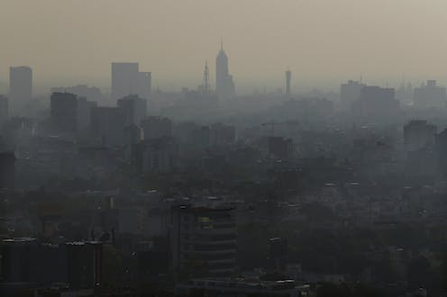 Mexico City buried its rivers to prevent disease and unwittingly ...