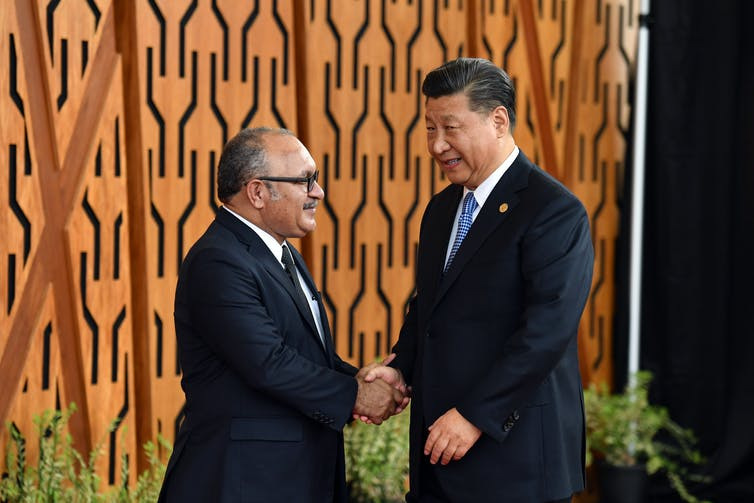 China's push into PNG has been surprisingly slow and ineffective. Why has Beijing found the going so tough?