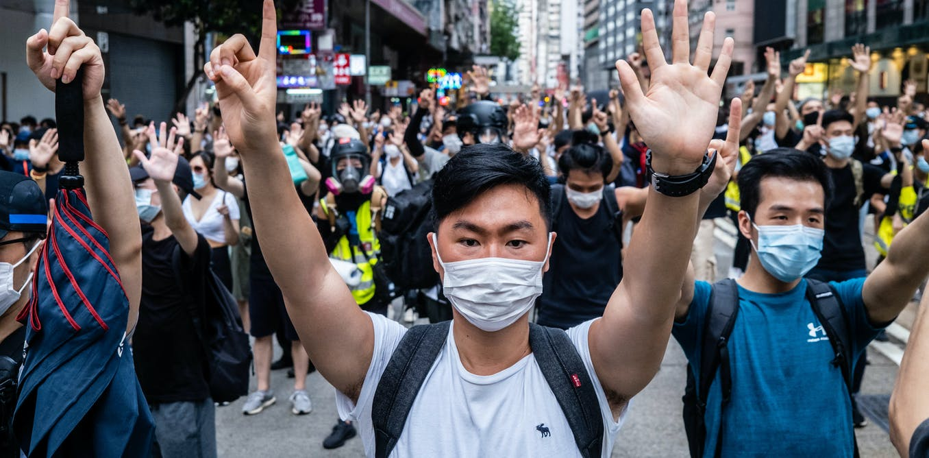 Hong Kong activists now face a choice: stay silent, or flee the city. The world must give them a path to safety