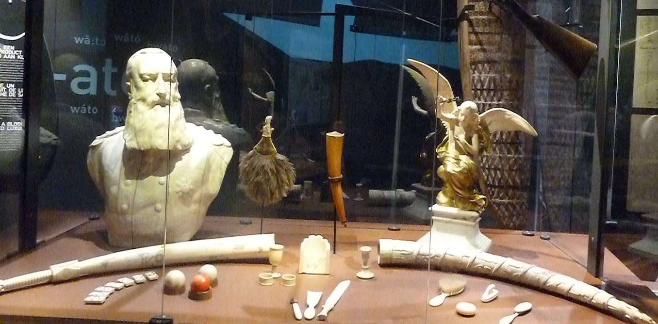 À Tervuren, le destin contrarié des statues de Léopold II en « son » musée