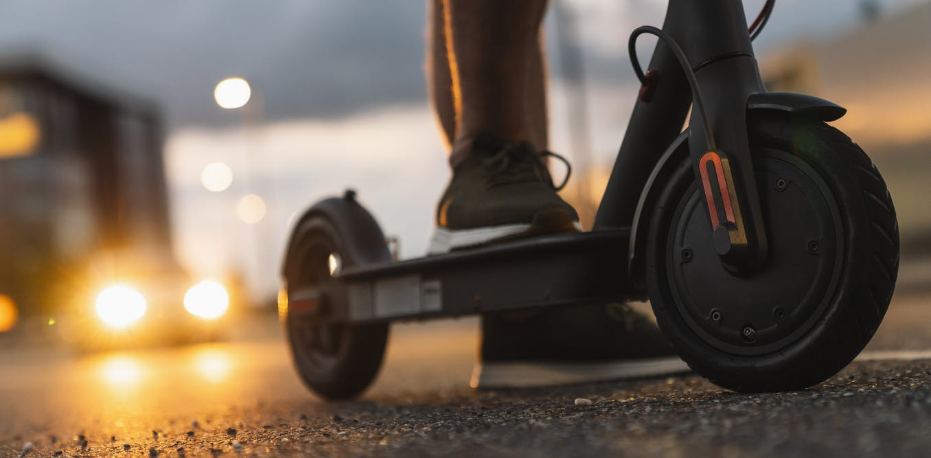 E-scooters could disrupt travel as we know it – expect the car industry to fight back