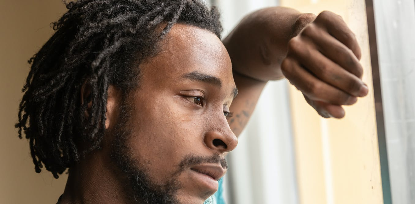 Black men face high discrimination and depression, even as their education and incomes rise
