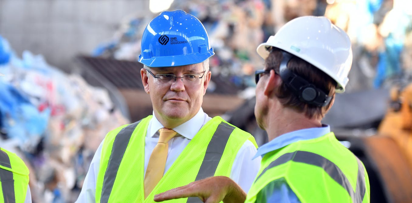 Waste not, want not: Morrison government's $1b recycling plan must include avoiding waste in the first place