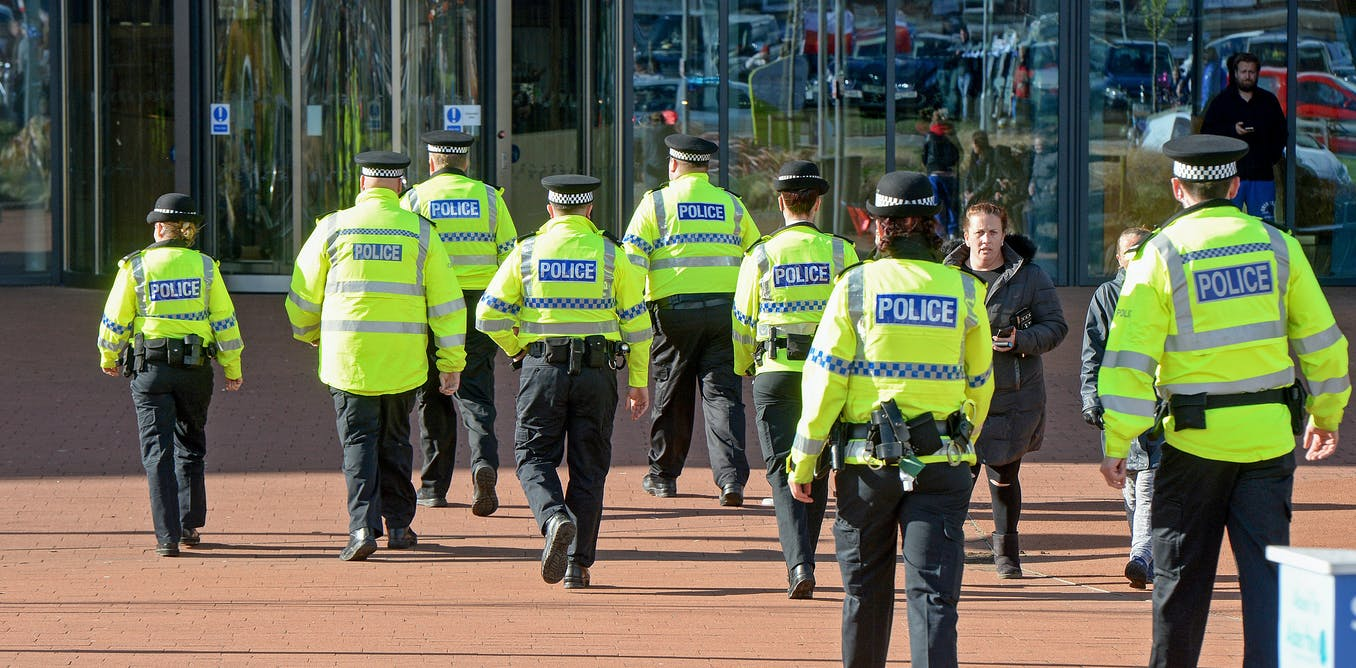 Is stop and search contributing to the spread of COVID-19 in the UK?