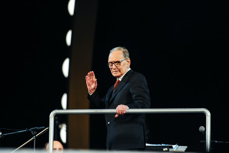 Vale Ennio Morricone: a master composer with breathtaking musical range