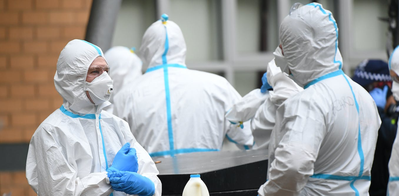 Melbournes lockdown came too late. Its time to consider moving infected people outside the home