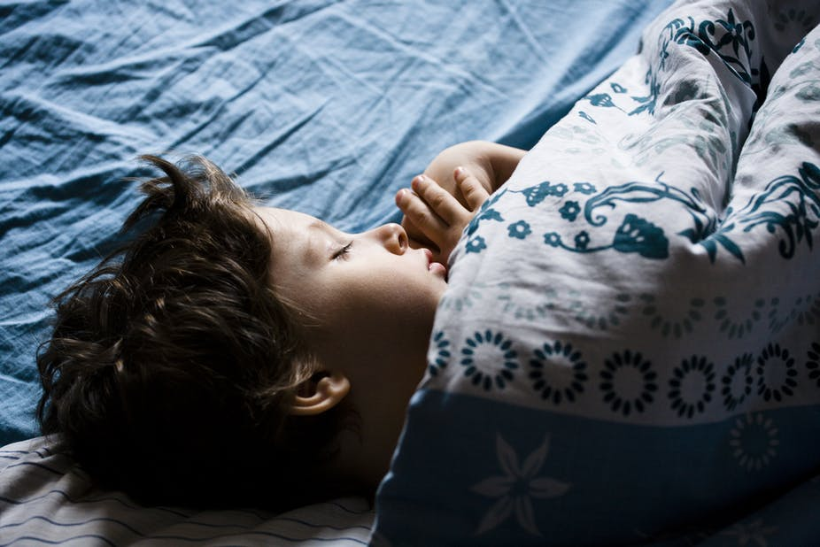 Regular Bedtimes And Sufficient Sleep >> Regular Bed Times As Important For Kids As Getting Enough Sleep