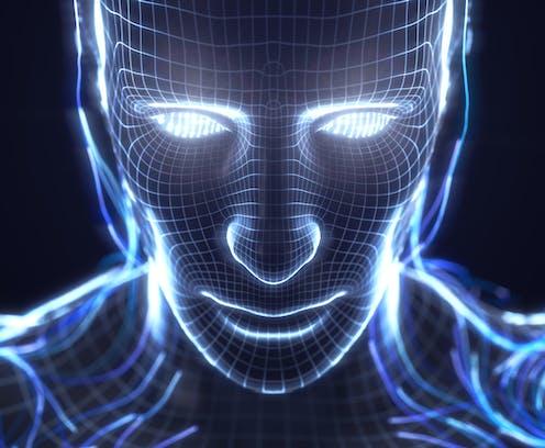 Computer generated human