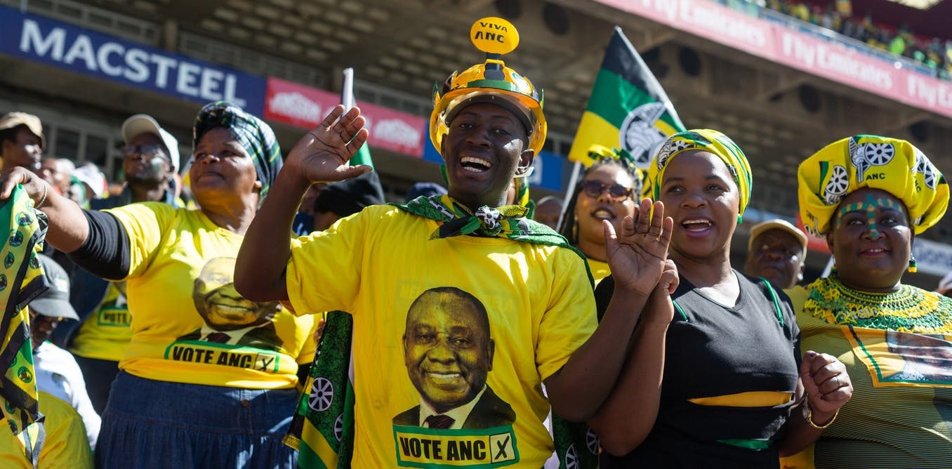 The ANC insists it's still a political vanguard: this is what ails democracy in South Africa