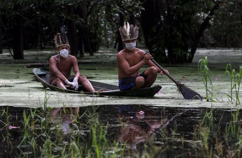 Judge orders Brazil to protect Indigenous people from ravages of ...