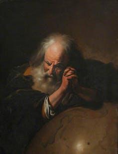 El filósofo lloroso (Heráclito), atribuido a Johannes Moreelse.Wikimedia Commons / National Trust