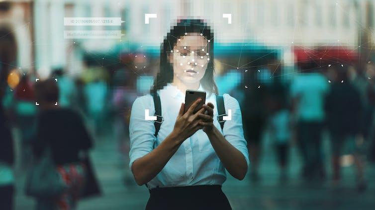 Los rasgos de la cara también son datos personales