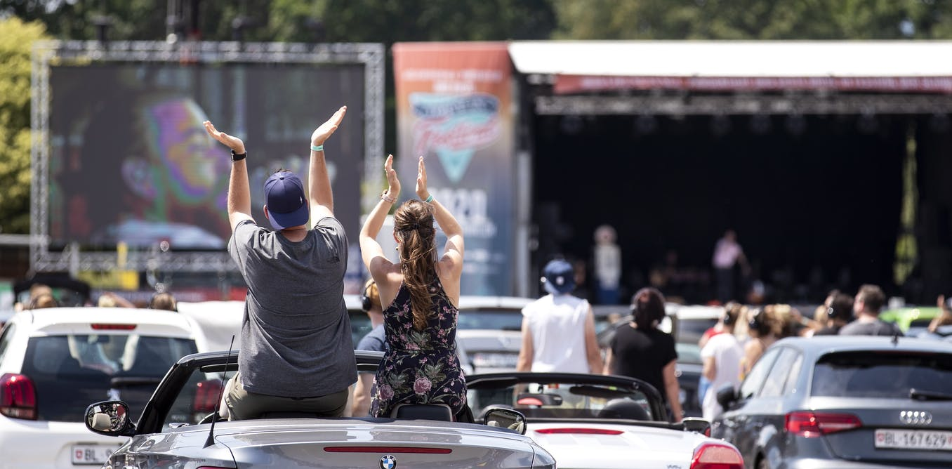Drive-in music festivals allow you to social distance. But what happens when you add drugs and alcohol?