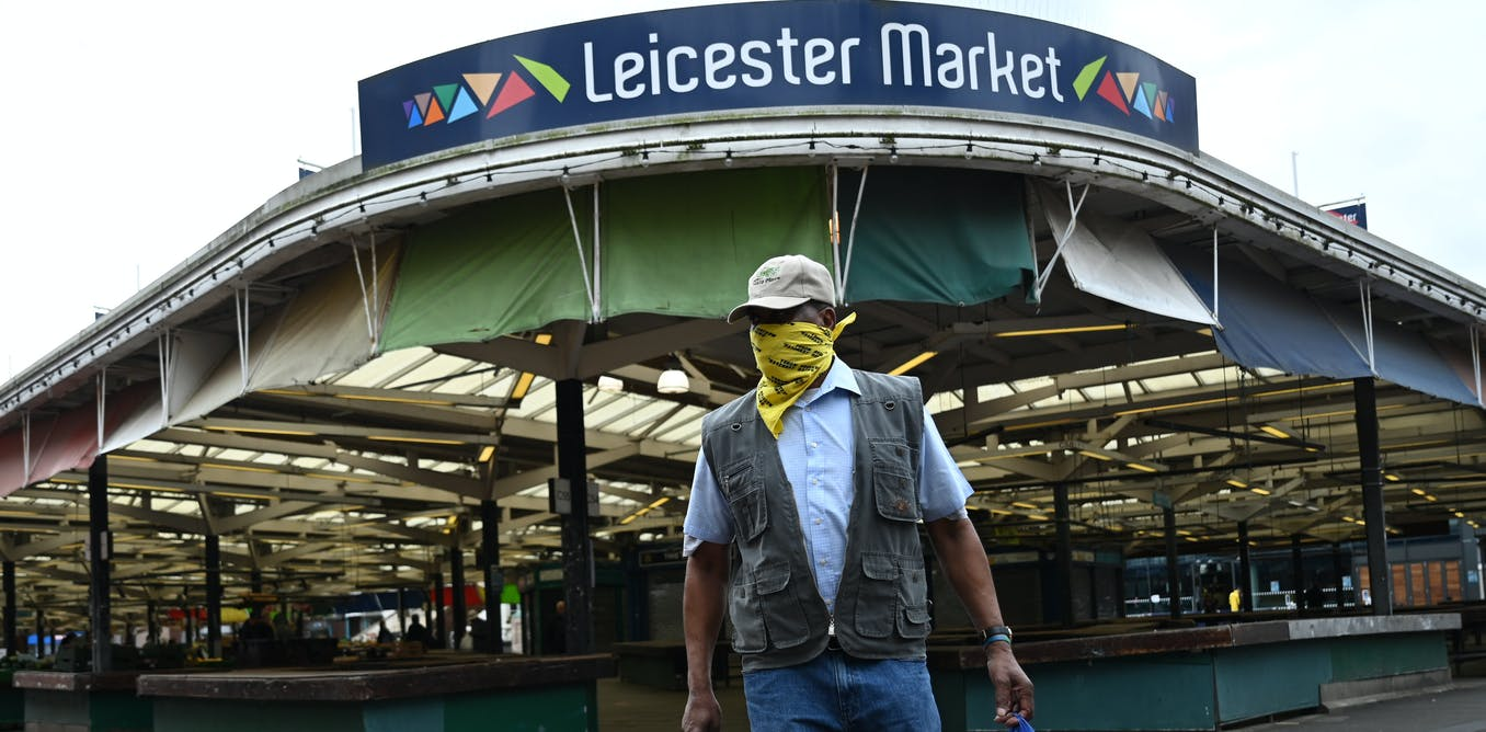Leicester lockdown: blame on minority communities needs to be challenged