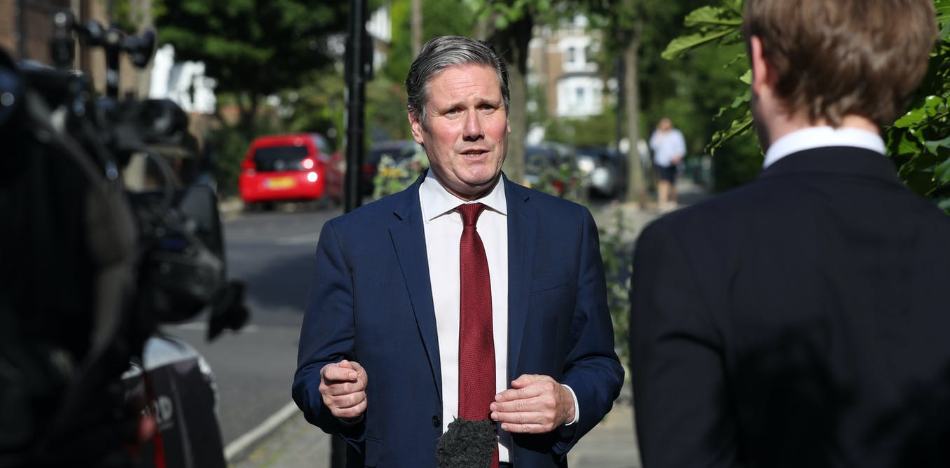 How left-wing media sites have changed their coverage of the Labour Party under Keir Starmer
