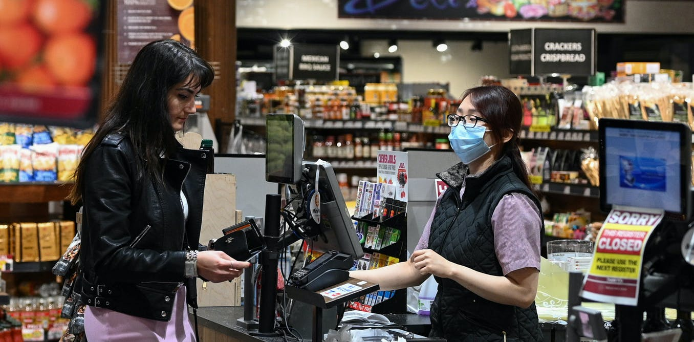 Can Australian businesses force customers to wear a mask? Here's what the law says