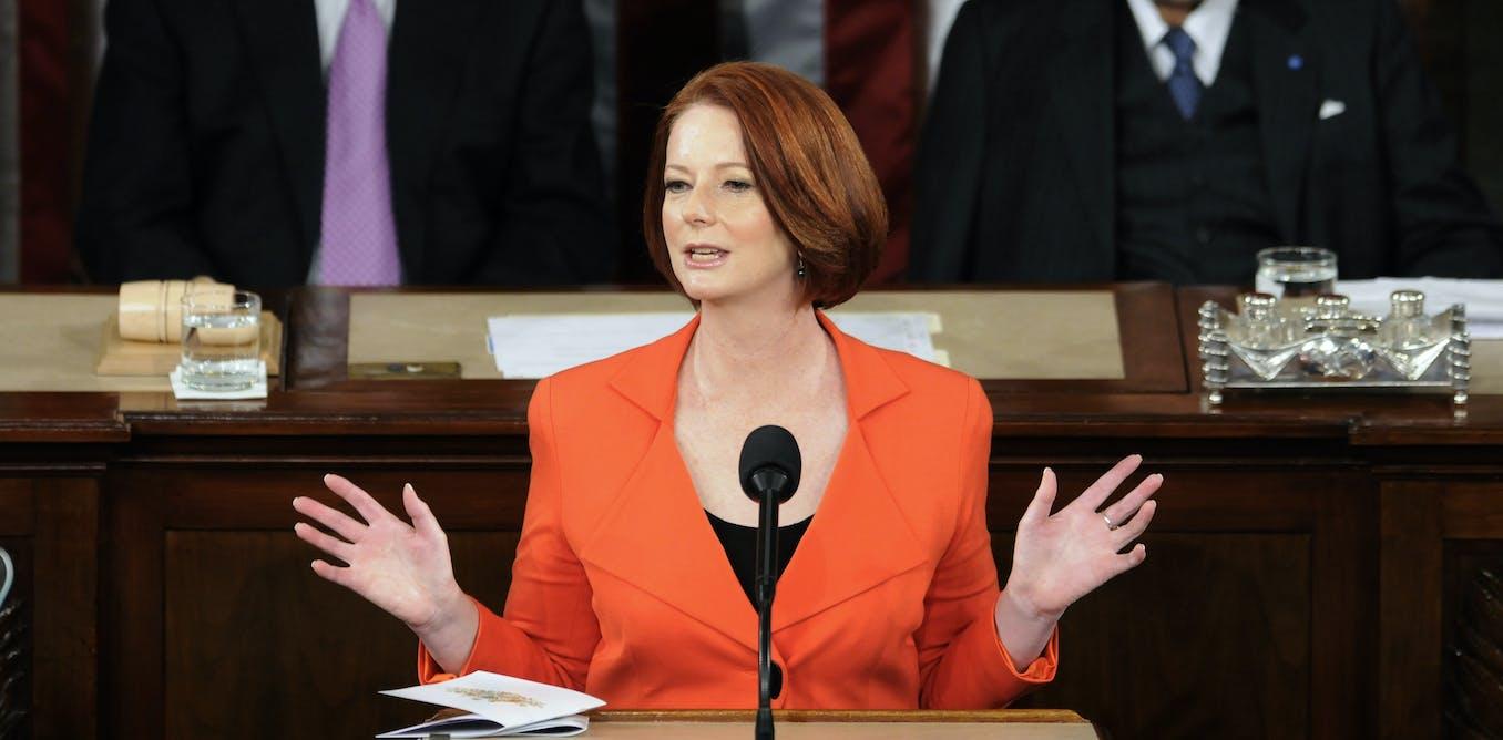 Expect sexism: a gender politics expert reads Julia Gillards Women and Leadership