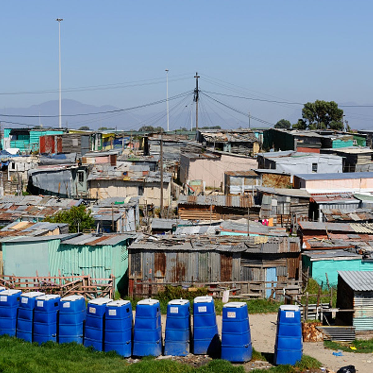 South Africa is failing on COVID-19 because its leaders want to emulate the  First World