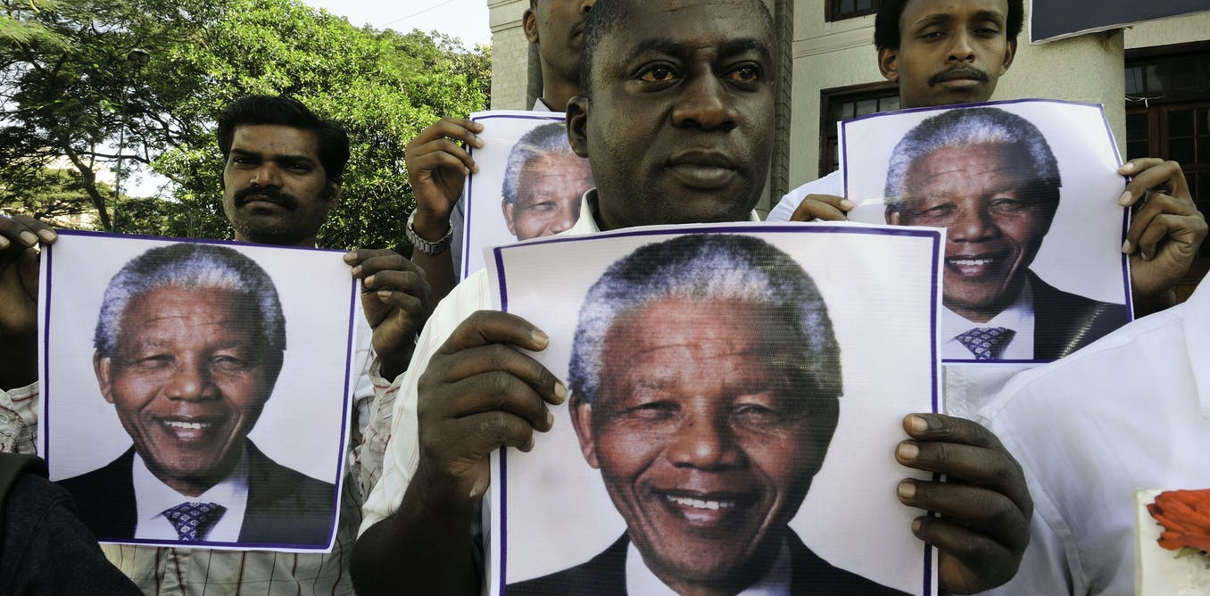 Mandela was a flawed icon. But without him South Africa would be a sadder place